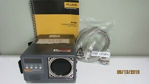 Fluke 9132 Infrared Temperature Calibrator Black Body 50 500c Portable