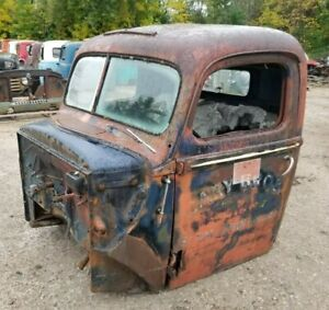 1942 1947 Ford Pickup Truck Cab Shipping Included