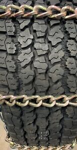 square Link Cam 225 70r19 5 Wrecker Special 7mm commercial Tire Chain 5 5