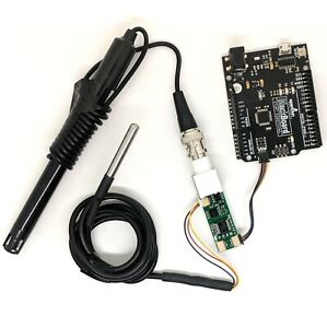 Isolated Ph Probe Interface For Arduino Or Raspberry Pi