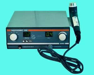 Pro advanced Ultrasound Therapy Machine Pain Relief Indosonic 102 Hms Unit Fghs