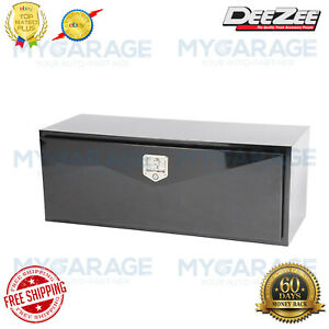 Dee Zee Heavy Duty Series Single Door Underbody Tool Box Db 2602