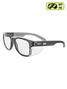 Safety Glasses Goggles With Side Shields Ansi Z87 Scratch fog Resistant Case