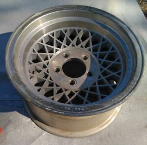 Vintage Nos Ansen Cross Wire Wheel Like Appliance 14x8 5x4 5 One Available