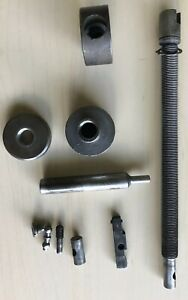 Bridgeport Mill Part J Head Milling Machine Quill Stop Assembly