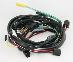New 1968 Charger Forward Lamp Harness