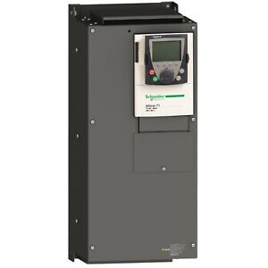 Schneider Electric Variable Speed Drive Atv71hd55m3x 75hp 55kw 200 240v New