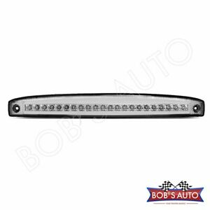 For 03 06 Dodge Ram 3500 Dually Chrome High Power Led Tailgate Clearance Lamp