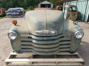 1947 1953 Chevy Chvrolet Truck Front Clip Shipping Included