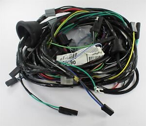 New 1967 Dodge Charger Engine forward Lamp Wiring Harness