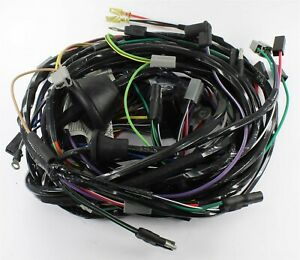 New 1967 Dodge Charger 426 Hemi Engine Forward Lamp Wiring Harness