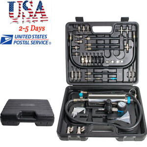 Usa Automotive Non dismantle Injector Cleaner tester Fuel System Car Vehicle New