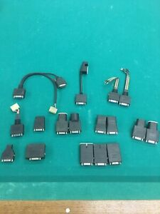 Snap On Mt 2500 Diagnostic Scanner Adapters 17pc