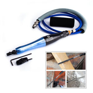 Reciprocating Oscillating Pneumatic Ultrasound Air Pencil Die Grinder Tool Kit
