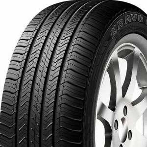 2 New 205 70r16 Inch Maxxis Bravo Hp M3 All Season Tires 2057016 205 R16 70r