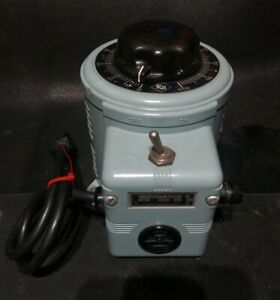 Powerstat 116b Variable Autotransformer