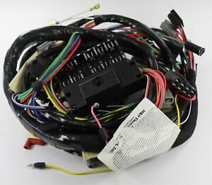 New 1967 Dodge Charger Dash Wiring Harness