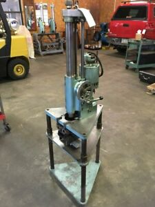 Kwik Way Fw 2 Boring Bar With Stand Not Rottler