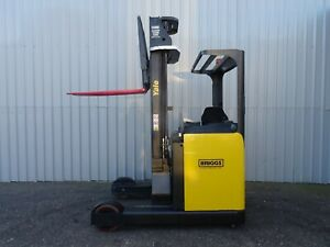 Yale Mr20 Used Reach Forklift Truck 2584