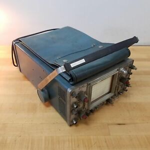 Tektronix 465 Oscilloscope 2 Channel Parts Only