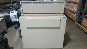 Ulrich Planfile 44x34 Engineering Plan Architectural Filing Cabinet Great Shape