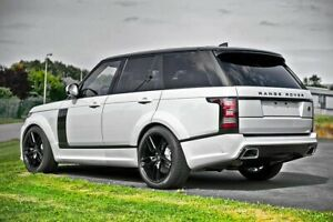2013 Caractere Range Rover Vogue Side Skirt Set