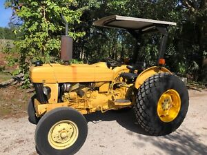 Ford 260c Diesel Tractor