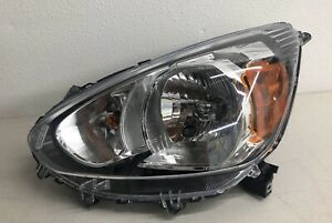 2014 2015 Mitsubishi Mirage Driver Side Lh Head Left Light Oem 8301c103 5a