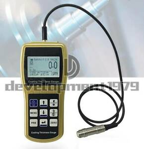 New Coating Thickness Gauge Paint Film Tester Xct330