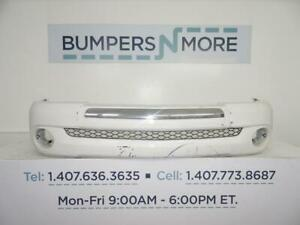 Oem 2003 2006 Toyota Tundra Limited W O Side Holes W O Double Cab Front Bumper