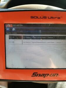 Snap On Solus Ultra Eesc318 Diagnostic Touch Scanner Version 15 2