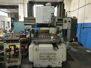 Sip Hydroptic 7a Jig Boring Machine New 1971