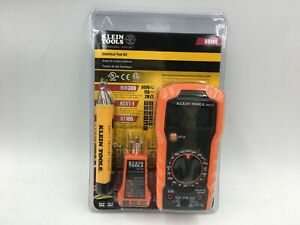 Klein Tools Electrical Test Kit 69149 free Shipping