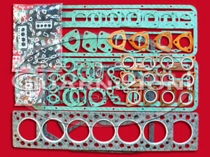 Ferrari 365 Gtc Engine Gasket Set New