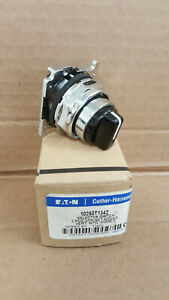 Eaton Cutler Hammer 10250t1342 30 5 Selector Switch Operator New In Box