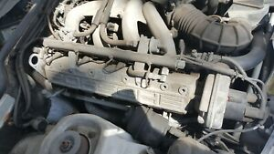 87 Porsche 924 2 5l Used Engine Assembly As Complete Lift Out