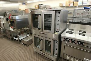 Southbend Sles 20sc Convection Oven Electric