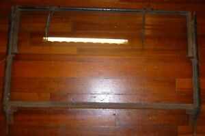 Ford Model T Roadster Touring Windshield Complete W stanchions Rat Rod