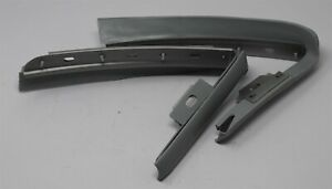 New 1973 74 Charger Front Bumper End Fillers