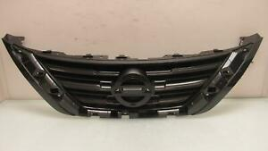 Nissan Altima Upper Grille 62310 9hs1a Grill Oem 16 17 18 2016 2017 2018