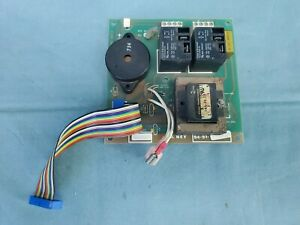 Dental Lab Burn Out Oven Ney 2 525 Power Board