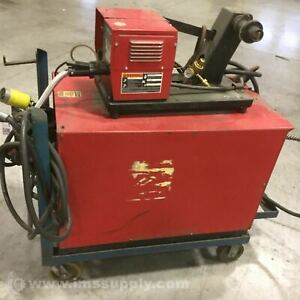 Lincoln Electric Idealarc Pulse Power 500 Power Source 9582