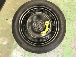 07 17 Volvo P3 S60 Xc70 Xc60 S80 V60 Spare Wheel And Tire 32209112