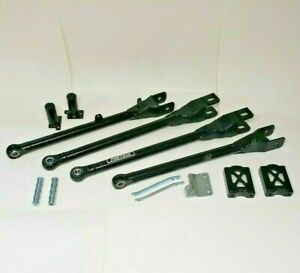 Fabtech 6 8 4 Link Kit Component Box 1 Fts22027bk 05 07 Ford F250 F350 4wd