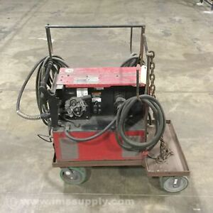 Lincoln Electric K2403 1 350mp Mig Welder Built in Wire Feeder 0332