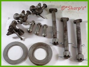A4031r C74r A1647r John Deere A Ar Ao Clutch Bolts Dogs Toggles Washer Retainer