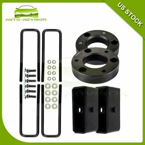 For Chevy Silverado 1500 Lt Extended 2013 2 Front 1 Rear Leveling Lift Kit
