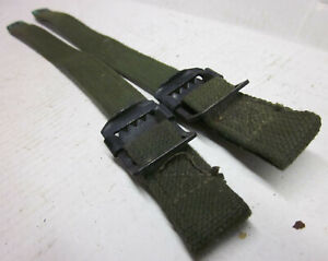 Vintage Military Willys Kaiser Jeep M38 M38a1 G740 G758 Top Bow Strap Nos