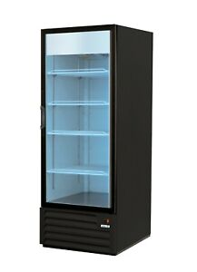 Asber 1 Glass Door Refrigerator Merchandiser Cooler White 2 5 Years Warranty