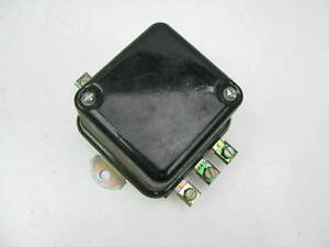 New Out Of Box Vr 214 Voltage Regulator 6 Volt 4 Male Terminal Universal